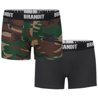 Boxer pour hommes (2 pièces) BRANDIT, BRANDIT