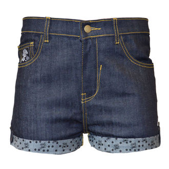 Short femmes BLACK HEART - MARK BLUE, BLACK HEART