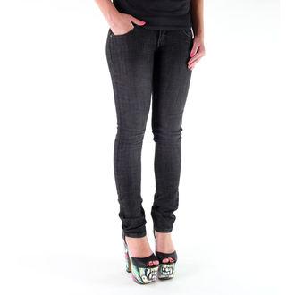 pantalon pour femmes (jean) METAL MULISHA - Babe Skinny, METAL MULISHA
