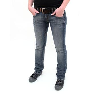 pantalon pour femmes (jean) FOX - Dirty Deeds Boyfriend, FOX