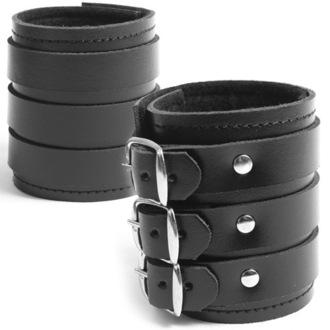 bracelet BRETELLES 3 - BWZ, BLACK & METAL