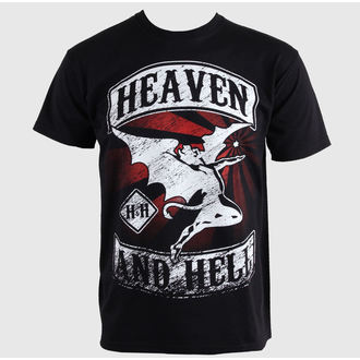tee-shirt pour hommes HEAVEN & HELL 'CHOPPER' 5619, PLASTIC HEAD, Heaven & Hell