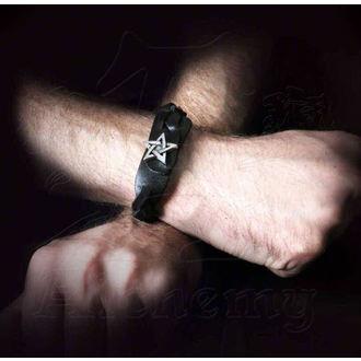 bracelet Pentagram- Gaelic Plait ALCHEMY GOTHIC, ALCHEMY GOTHIC