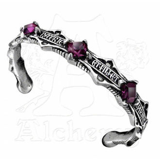 bracelet In Nomini Patrie ALCHEMY GOTHIC, ALCHEMY GOTHIC