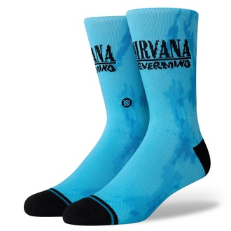 Chaussettes NIRVANA - NEVERMIND BLUE - STANCE, STANCE, Nirvana