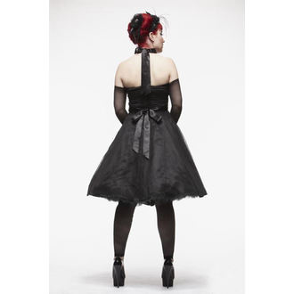 robe pour femmes HELL BUNNY 'Harmony Noire', HELL BUNNY