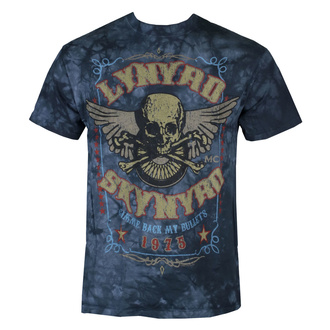 tee-shirt métal Lynyrd Skynyrd - Gimme Back My Bullets - LIQUID BLUE, LIQUID BLUE, Lynyrd Skynyrd