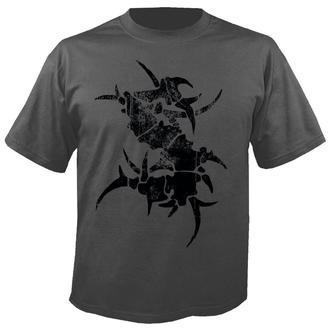 tee-shirt pour hommes Sepultura 'Logo gris' NUCLEAR BLAST, NUCLEAR BLAST, Sepultura