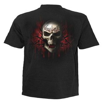 t-shirt pour hommes - Black - SPIRAL, SPIRAL