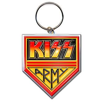 porte-clés (pendentif) KISS 'Armée', ROCK OFF, Kiss