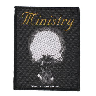 Patch Ministry - The Mind Is A Terrible Thing To Taste - RAZAMATAZ, RAZAMATAZ, Ministry
