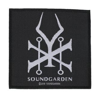 Patch Soundgarden - King Animal - RAZAMATAZ, RAZAMATAZ, Soundgarden