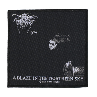 Patch Darkthrone - A Blaze in the Northern Sky - RAZAMATAZ, RAZAMATAZ, Darkthrone