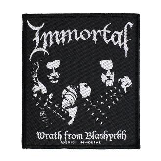 Patch Immortal - Wrath Of Blashyrkh - RAZAMATAZ, RAZAMATAZ, Immortal