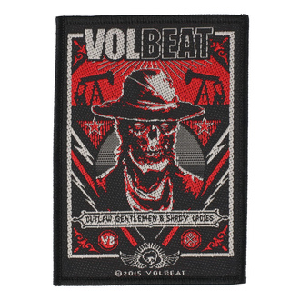 Patch Volbeat - Ghoul Frame - RAZAMATAZ, RAZAMATAZ, Volbeat