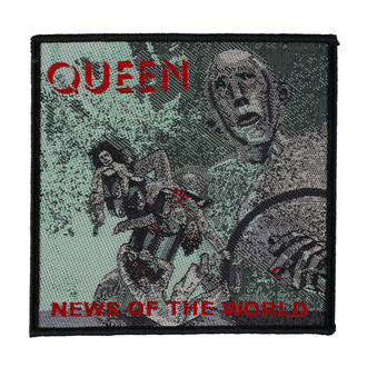 Patch Queen - News Of The World - RAZAMATAZ, RAZAMATAZ, Queen