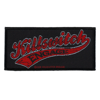 Patch Killswitch Engage - Logo - RAZAMATAZ, RAZAMATAZ, Killswitch Engage