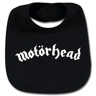 bavoir Motörhead - Logo Baby Bib - Metal-Kids, Metal-Kids, Motörhead