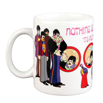 tasse Beatles - Jaune Sub Nothing is Real Boxed Tasse - ROCK OFF, ROCK OFF, Beatles