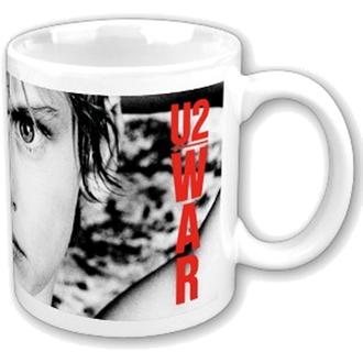 tasse U2 - Guerre Boxed Tasse - ROCK OFF, ROCK OFF, U2