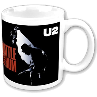 tasse U2 - Cliquander and Hum boxed Tasse - ROCK OFF, ROCK OFF, U2