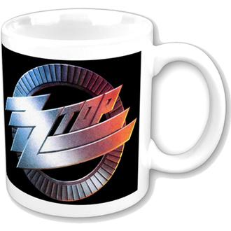 tasse ZZ Top - ZZ Top Logo Tasse - ROCK OFF, ROCK OFF, ZZ-Top