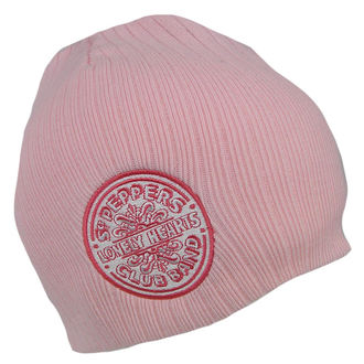 bonnet Beatles - Pink Sgt Pepper Beanie - ROCK OFF, ROCK OFF, Beatles