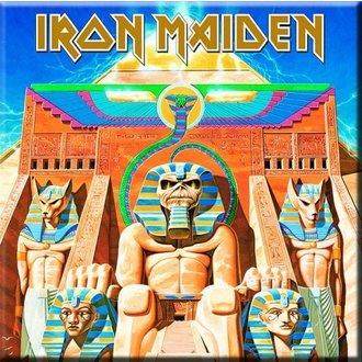 aimant Iron Maiden - Power Slave Fridge Aimant - ROCK OFF, ROCK OFF, Iron Maiden