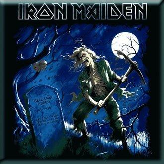 aimant Iron Maiden - Benjamin Breeg Fridge Aimant - ROCK OFF, ROCK OFF, Iron Maiden