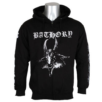 sweat-shirt avec capuche pour hommes Bathory - Goat - PLASTIC HEAD, PLASTIC HEAD, Bathory