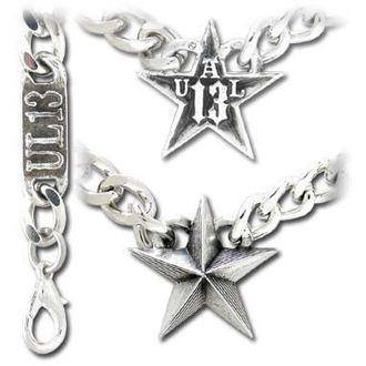 collier Nautical Étoile Cuban Pendant - ALCHEMY GOTHIC, ALCHEMY GOTHIC