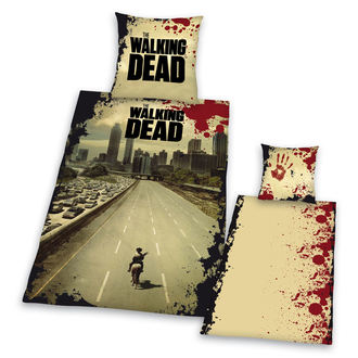Parure de lit The Walking Dead - HERDING, HERDING