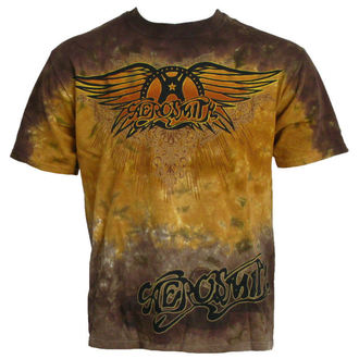 tee-shirt métal Aerosmith - Ray Logo - LIQUID BLUE, LIQUID BLUE, Aerosmith