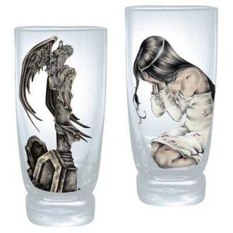 verres (KIT 2x pièces) VICTORIA FRANCES - Ilantos Statue, VICTORIA FRANCES, Victoria Francés