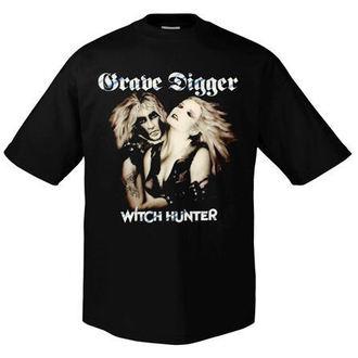 tee-shirt métal pour hommes Grave Digger - Witchhunter Retro - ART WORX, ART WORX, Grave Digger