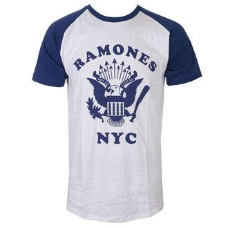 tee-shirt métal pour hommes Ramones - Retro Eagle - ROCK OFF, ROCK OFF, Ramones