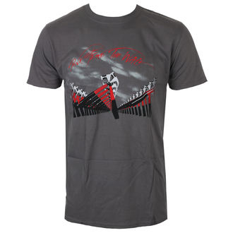 tričko pánské Pink Floyd - The Wall Marching Hammers - Black - ROCK OFF, ROCK OFF, Pink Floyd