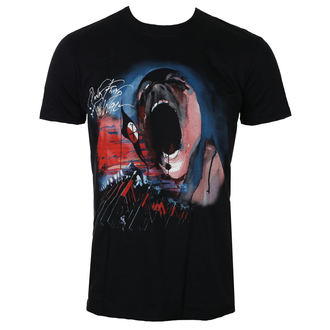 tee-shirt métal pour hommes Pink Floyd - The Wall Scream & Hammers - ROCK OFF, ROCK OFF, Pink Floyd
