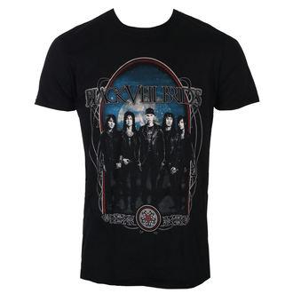 tričko pánské Black Veil Brides - Ornaments - Black - ROCK OFF, ROCK OFF, Black Veil Brides