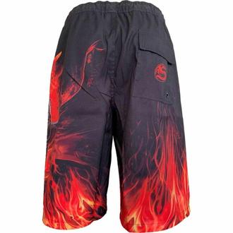 Shorts pour hommes (maillot de bain) SPIRAL - DRACONIS - Noir, SPIRAL