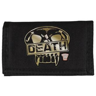 Portefeuille JUDGE DREDD - DEATH - PLASTIC HEAD, PLASTIC HEAD