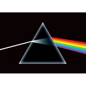 Carte postale PINK FLOYD - Dark side - ROCK OFF, ROCK OFF, Pink Floyd