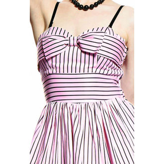 robe pour femmes HELL BUNNY - Lala Dress - Pink, HELL BUNNY