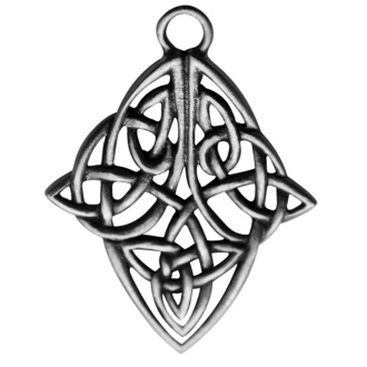pendentif Knotwork Diamond - EASTGATE RESOURCE, EASTGATE RESOURCE