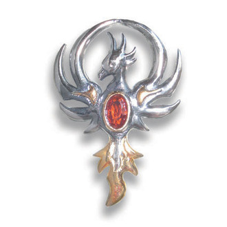 pendentif Phoenix Rising - EASTGATE RESOURCE, EASTGATE RESOURCE