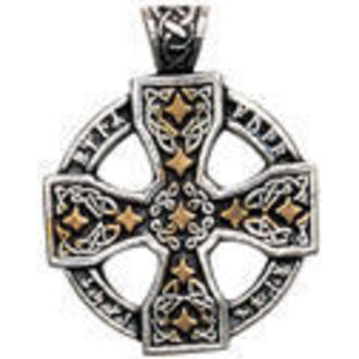 pendentif Runic Celtic Cross - EASTGATE RESOURCE, EASTGATE RESOURCE