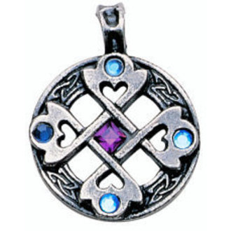 pendentif Celtic Cross Heart - EASTGATE RESOURCE, EASTGATE RESOURCE