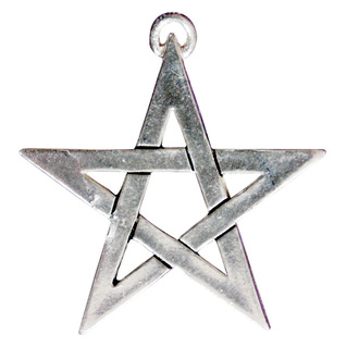 pendentif Ouvert Pentagram - EASTGATE RESOURCE, EASTGATE RESOURCE