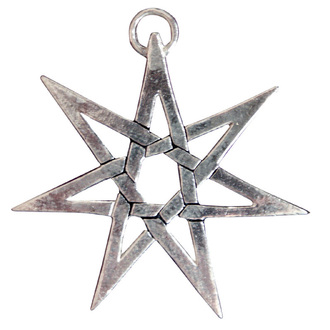 pendentif Heptagram - EASTGATE RESOURCE, EASTGATE RESOURCE