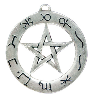 pendentif Planetary Pentagram - EASTGATE RESOURCE, EASTGATE RESOURCE